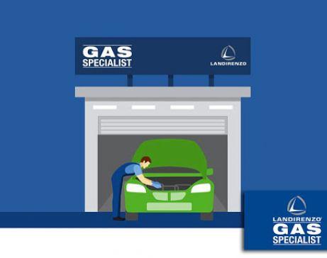Manutenzione Impianto GAS