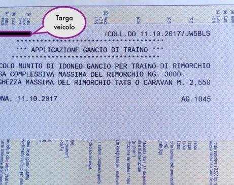 Collaudo Ganco Traino